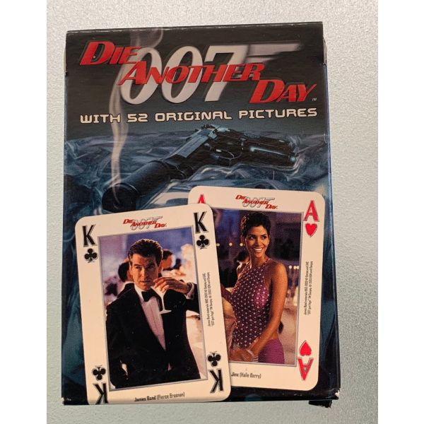 James bond die another day trapoula