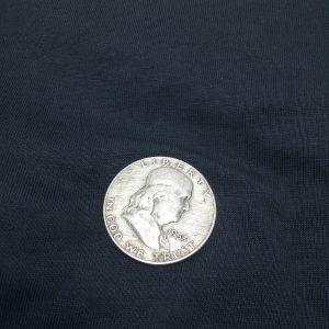 1/2 dollar 1953