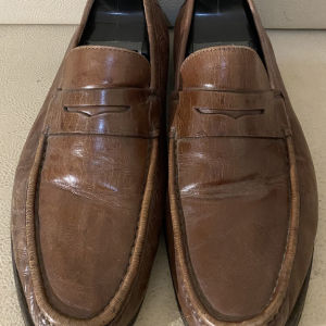 Allen Edmond made in USA size 46 in fair condition