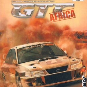 PS2 Game -AFRICA