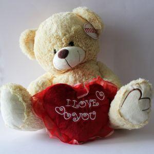 Αρκουδακι καρδια