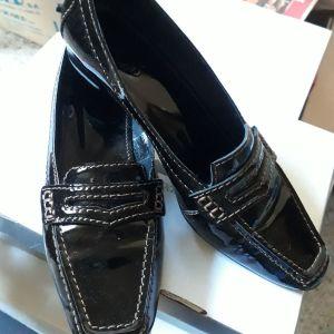 Παπούτσια Γυναικεία Δερματινα